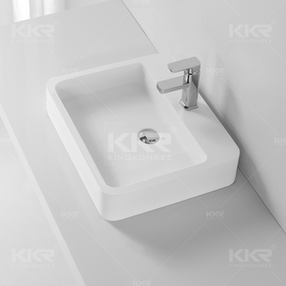 Square Countertop Basin KKR-1324