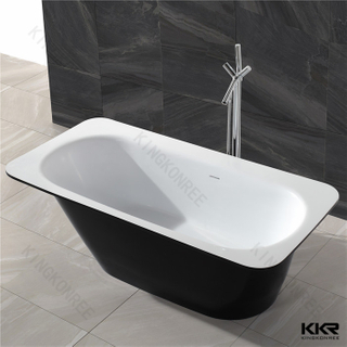 Solid surface bathtub freestanding KKR-B024
