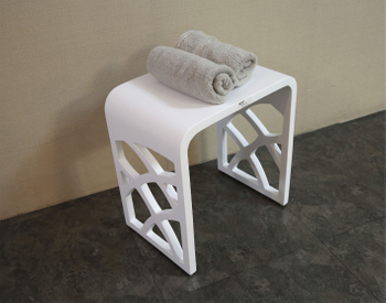 Stool Bench Living Room Project