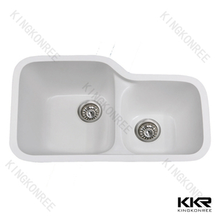 Double Bowls Undermount Sink KKR-MT19