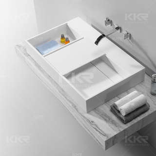 Wall-Hung Bathroom Sink KKR-1548