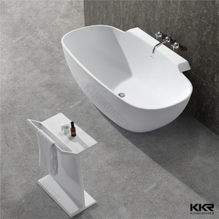 China solid surface bathtub KKR-B025