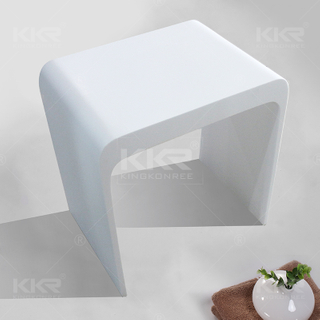Stone Bathroom Stool (KKR-Stool-H)