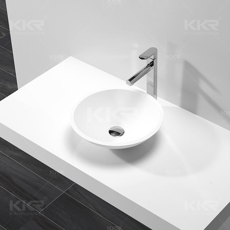 Artificial Stone Sink Countertop Kkr