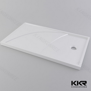 Custom Solid Surface Shower Pan KKR-T012