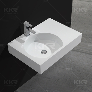 Intergrated Wall Mounted Basin KKR-1343