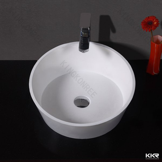 Solid Surface Corner Basin KKR-1309