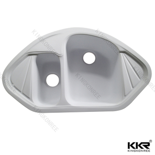 Double Sink Undermount Sink KKR-MT26