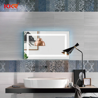 LED Sanitary Ware Defogg Bathroom Vanity Mirror KKR-8025